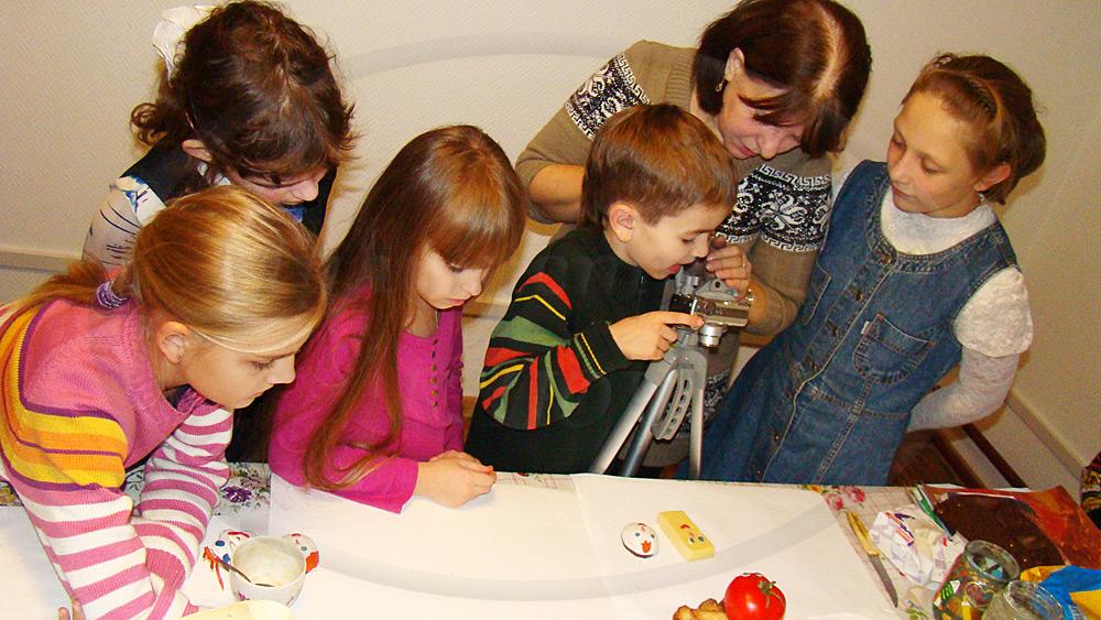 Как с детьми сделать мультфильм - PC-dzr.ru